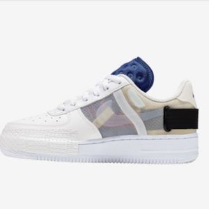Low Air Force 1s